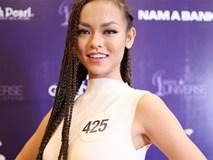 Hậu lùm xùm bị Phạm Hương chèn ép, Mai Ngô vắng mặt tại buổi họp báo công bố Top 70 Miss Universe 2017