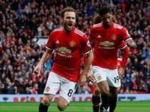 """Fellaini lập cú đúp, Man Utd giành chiến thắng """"4 sao"""""""