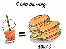 50.000 đồng không uống trà sữa có thể mua gì ở Sài Gòn?