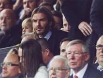 """David Beckham tóc dài lãng tử xuất hiện ở """"Nhà hát của những giấc mơ"""""""