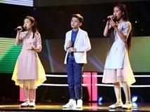 Ba giọng ca nhí hát bolero khiến các HLV và khán giả thổn thức