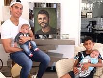 Ronaldo đăng ảnh tưởng nhớ người cha đã khuất vì chứng nghiện rượu