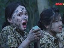 'Sao nhập ngũ' tập 4: Hương Giang Idol choáng váng ngất lịm vì thử thách quá khó