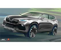 Vinfast công bố 20 mẫu xe Sedan và SUV