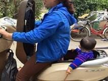 Hành động vô ý thức của bà mẹ khiến con nhỏ phải gánh chịu hậu quả