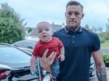 Mới 5 tháng tuổi, con trai McGregor đã được huấn luyện để trở thành boxer