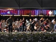 VIDEO: Hiện trường vụ xả súng tại sòng bạc ở Las Vegas, nhiều người bị thương