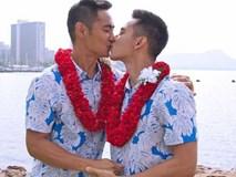 Hồ Vĩnh Khoa tổ chức đám cưới đồng tính với bạn trai tại Mỹ