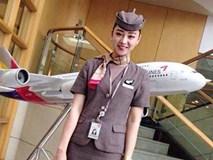 Bỏ tiếp viên hàng không quốc tế, hotgirl buôn mỹ phẩm kiếm chục tỷ