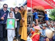 Lý giải sự thật đằng sau bức ảnh 4 bé gái mặc váy, đứng ở 4 góc quan tài trong đám tang cố nghệ sĩ Khánh Nam