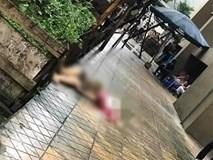 Hốt hoảng phát hiện người phụ nữ tử vong sau khi nhảy xuống từ tòa nhà cao tầng