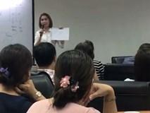 [Video] Ngọc Trinh thuyết trình cách mua nhà 40 tỷ: Xin tiền bạn trai và kinh doanh!