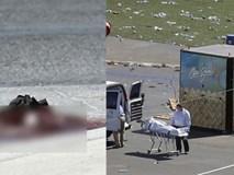Cảnh tượng đau lòng sau vụ thảm sát đẫm máu nhất nước Mỹ: Túi đựng thi thể chồng chất, máu vương vãi khắp nơi