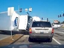 Những vụ tai nạn ô tô khiến người xem sởn da gà