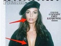 5 ngôi sao hạng A kịch liệt phản đối Photoshop