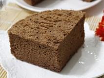 Công thức làm cốt bánh gato chocolate đơn giản mà mềm mịn bất ngờ