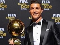C.Ronaldo bất ngờ bán cả Quả bóng vàng để làm từ thiện