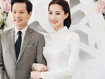 """Trước ngày cưới, Thu Thảo gửi lời đến ông xã Trung Tín: """"Em muốn làm cô dâu của riêng anh thôi nhé"""""""