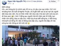 Thực hư thông tin Bệnh viện Quảng Ngãi đưa bệnh nhân còn sống vào nhà xác