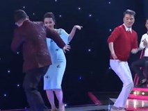 'Vũ công quốc tế' Quang Lê hào hứng múa phong cách Thái Lan cùng Mr Đàm - Cẩm Ly