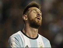 Hòa thất vọng Peru, Argentina văng khỏi nhóm dự World Cup 2018