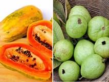 Không sợ xót ruột, những loại quả này ăn khi đói lại tốt hơn nhiều cho sức khỏe