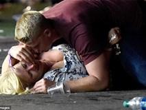 Không chỉ lấy thân làm lá chắn trong vụ xả súng Las Vegas, chàng trai này còn có hành động khiến nhiều người khâm phục