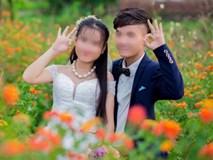 Câu chuyện buồn phía sau bộ ảnh cưới của cặp đôi cô dâu 16, chú rể 17 tuổi