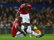 Pogba nghỉ thi đấu 4 tháng, Man Utd đón siêu tiền đạo quay lại