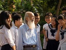 Thầy Văn Như Cương qua đời: Ước nguyện gửi qua hàng nghìn con hạc giấy