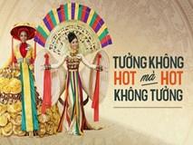 """Dàn người đẹp mới tinh, """"tưởng không hot mà hot không tưởng"""" của HHHV Việt Nam 2017"""