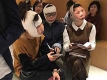 Sang Hàn Quốc thẩm mỹ, 3 nữ nhân mặt sưng, môi thâm bị chặn ở sân bay vì dung nhan khác xa ảnh hộ chiếu