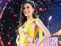 Huyền My trượt khỏi top 10 thí sinh được yêu thích nhất tại 'Miss Grand International 2017'