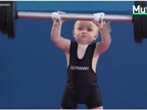 """""""Chết cười"""" với Olympic dành riêng cho trẻ em"""