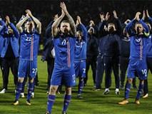 Iceland lập kỳ tích, trở thành quốc gia nhỏ nhất từng dự World Cup