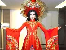 """Ngắm trang phục truyền thống nặng hơn 30kg mà Huyền My sẽ mặc tại """"Miss Grand International 2017"""""""