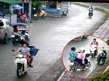 Che ô đi xe máy và cái kết không thể đắng hơn