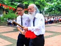 Linh cữu thầy Văn Như Cương sẽ được đưa qua trường Lương Thế Vinh tạm biệt học trò lần cuối