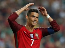 Bồ Đào Nha thắng trận, Ronaldo chính thức góp mặt ở World Cup 2018