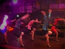 """Nhóm nữ sinh """"Quý cô Nhật Bản"""" lại gây sốt với vũ điệu khiêu vũ có 1-0-2"""