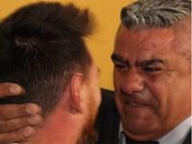 Dân Argentina trắng đêm ăn mừng, chủ tịch LĐBĐ bật khóc ôm chặt Messi