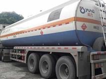 """Bóc mẽ công nghệ tạo ra hơn 2 triệu lít xăng """"bẩn"""" tại Nghệ An"""