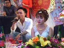 """Cô dâu mặt sắp khóc khi bạn thân chú rể hát """"Anh đã làm sai điều gì... trong đám cưới"""