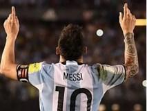 Antonella gửi thông điệp tình yêu đến Messi