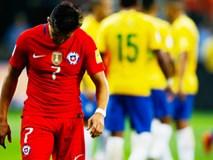 Chile ngồi nhà xem World Cup 2018: Cay đắng 'Thế hệ vàng'