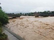 Nóng: Nước sông dâng cao kỉ lục, miền Bắc tiếp tục mưa lớn