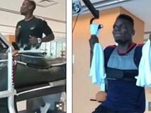 Tích cực luyện tập, Paul Pogba sẵn sàng trở lại thi đấu cho Man Utd