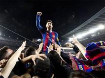 Barca bán tên sân Camp Nou để trả phí lót tay kỷ lục cho Messi