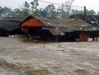 Tin mới bão số 11: Bão đã vào biển Đông, khả năng giật cấp 15 khi đổ bộ