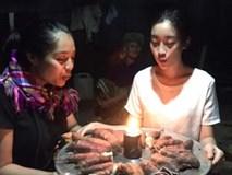Hoa hậu Đỗ Mỹ Linh đón tuổi mới với chiếc bánh sinh nhật 'độc nhất vô nhị'